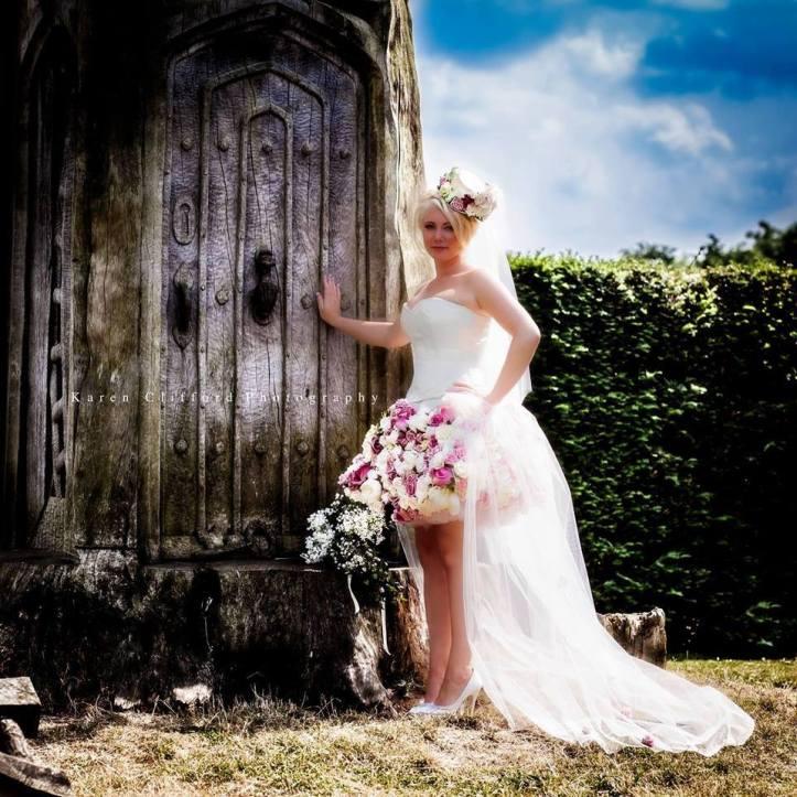 Bride Kim Cannon Studio