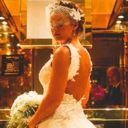 Made to measure wedding dress essex