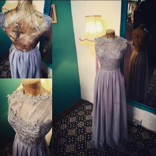 A Prom Dress by The Dressmaker by Kim Cannon Studio Leigh Broadway Esses