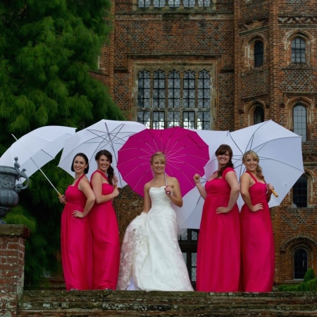 Wedding party outfits The Dressmaker by Kim Cannon Studio