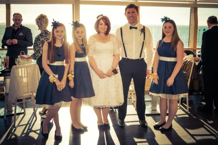 Bridal Party The Dressmaker by Kim Cannon Studio