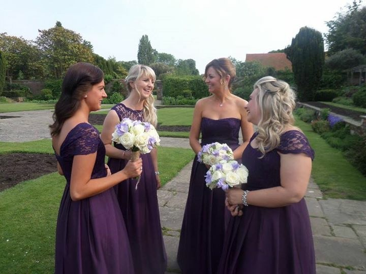 Bridesmaids by Kim Cannon Studio Leigh