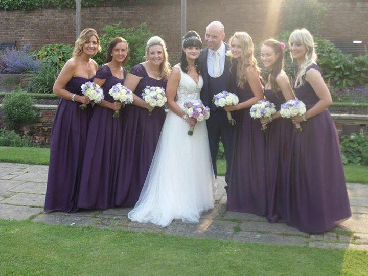 Bridesmaids by The Dressmaker