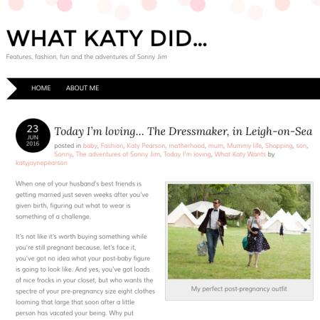 Press coverage - The Dressmaker