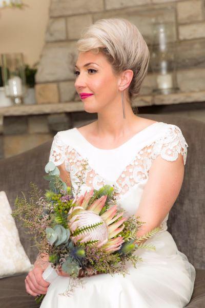 Bride The Dressmaker by Kim Cannon Studio
